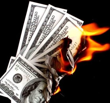 Treat your money like its burning... Get rid of it! Trade it for commodities as soon as possible.